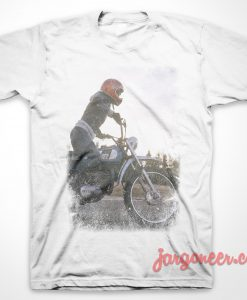 175 Enduro White T-Shirt