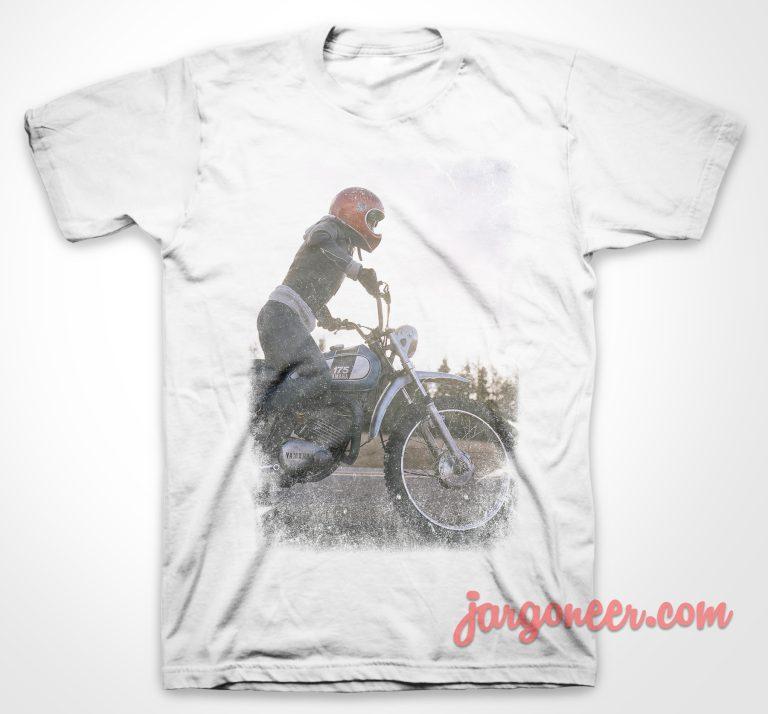 175 Enduro White T-Shirt