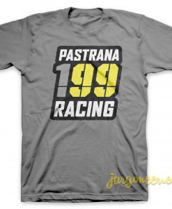 199 Racing Gray T-Shirt