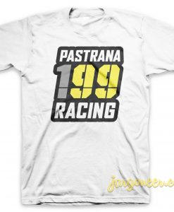 199 Racing White T-Shirt