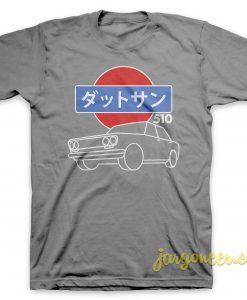 510 Outliner Gray T-Shirt