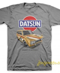 510 Wagon T-Shirt