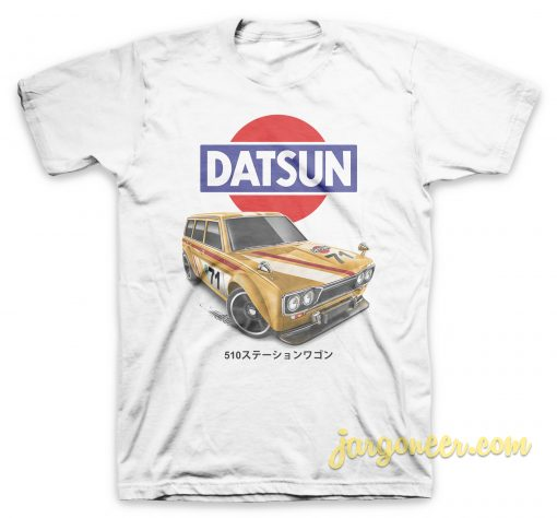 510 Wagon T Shirt