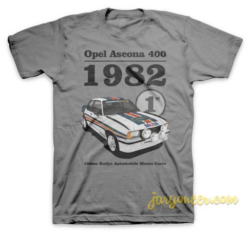 Ascona 400 T-Shirt