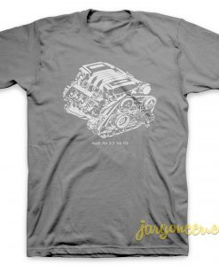 Audi A5 V6 FSI T Shirt