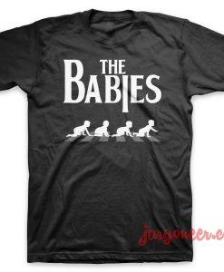 Babies Road T-Shirt
