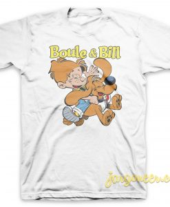 Boule Et Bill T-Shirt