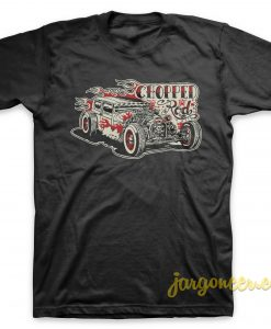 Chopped Hotrod T Shirt