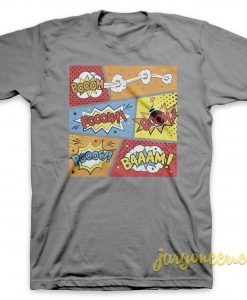 Comic Strips T-Shirt