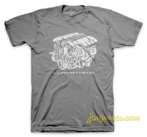 Corvette LS7 V8 T-Shirt