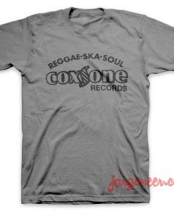 Coxsone Reggae Ska Soul T Shirt