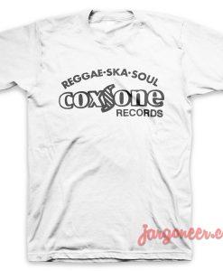 Coxsone - Reggae Ska Soul T-Shirt