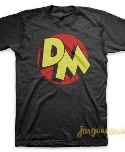 Danger Mouse Logo T Shirt