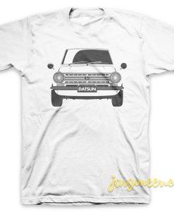 Datsun 1000 Front Face T-Shirt