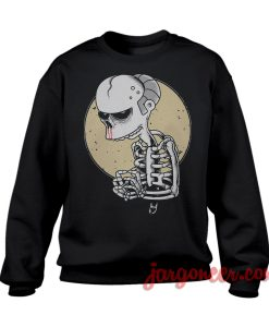 Deadly Montgomery Burns Sweatshirt