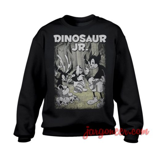 Dinosaur Jr Animaniac Sweatshirt