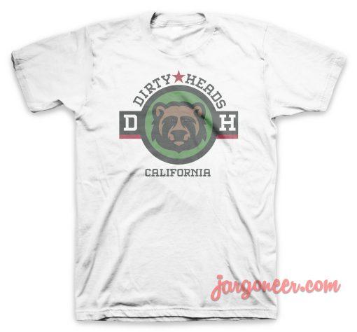 Dirty Heads California T Shirt