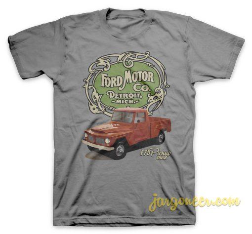 F75 1968 T-Shirt