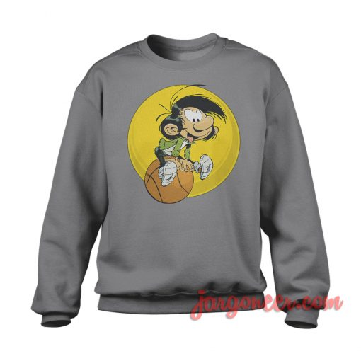 Gastoon - Jumpin Ball Sweatshirt