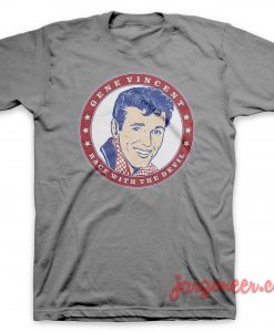 Gene Vincent - Race With The Devil T-Shirt