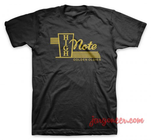 Highnote Golden Oldies T-Shirt