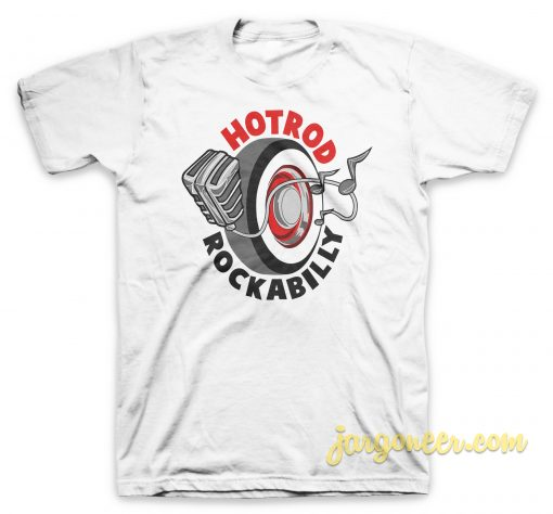 Hotrod Rockabilly T-Shirt