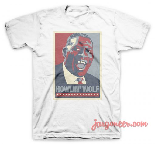 Howling Wolf Hope T-Shirt