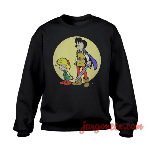 Johan and Pirlouit Sweatshirt