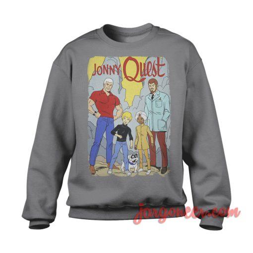 Jonny Quest Sweatshirt