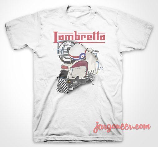 Lambretta T Shirt