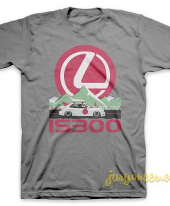 Lexus IS300 1999 T Shirt