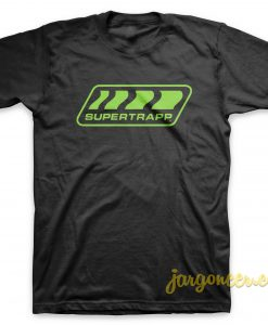 Light Green Exhaust T Shirt