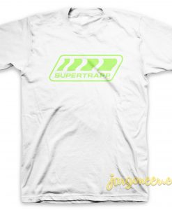 Light Green Exhaust T-Shirt