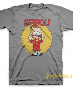 Little Spirou T Shirt