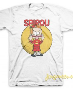 Little Spirou T-Shirt