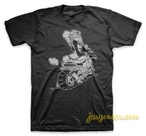 Lollypop Girl T Shirt