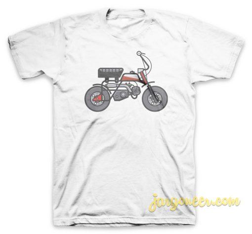 Mini Bike T Shirt