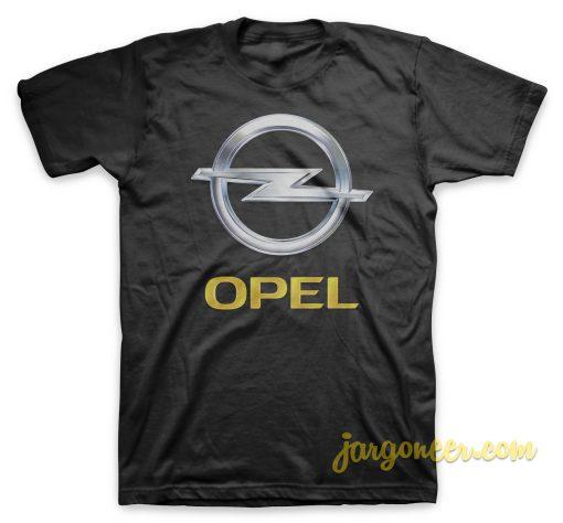 Opel T Shirt
