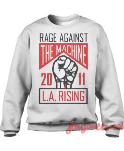 RATM - LA Rising Sweatshirt