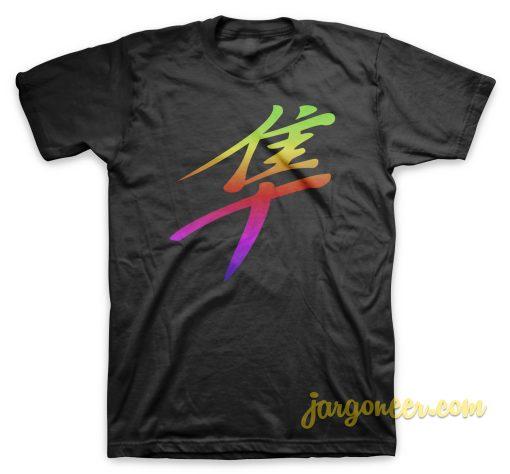 Rainbow Hayabusa T-Shirt