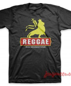 Reggae Dub Soundsystem T-Shirt