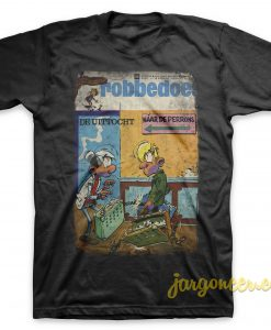 Robbedoes The Exodus T Shirt