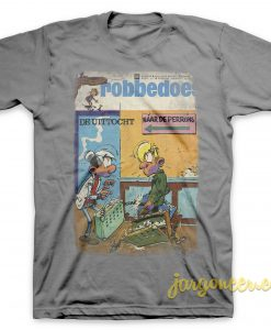 Robbedoes The Exodus T-Shirt