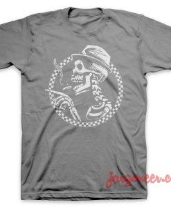 Skankin Skull T-Shirt
