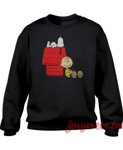 Snoopy And Charlie Brown Sweatshirt