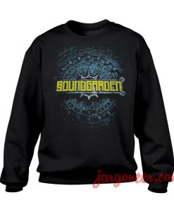 Soundgarden - Shield Black Sweatshirt
