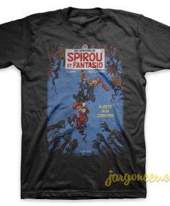 Spirou - Alert To Zorkons T-Shirt