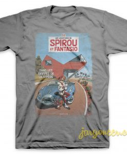 Spirou - In The Clutches Of The Viper T-Shirt