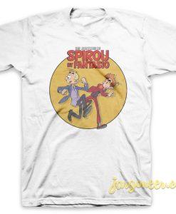 Spirou et Fantasio T-Shirt