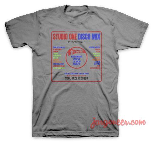 Studio One Disco Mix T Shirt